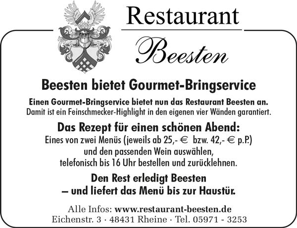 Restaurant Beesten