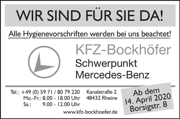 KFZ Bockhoefer