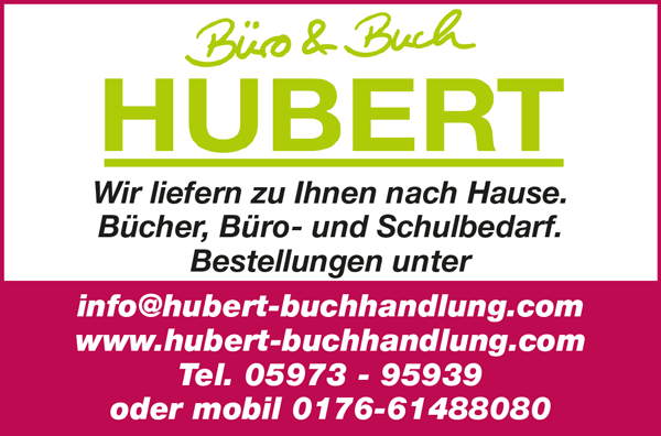 Büro & Buch Hubert