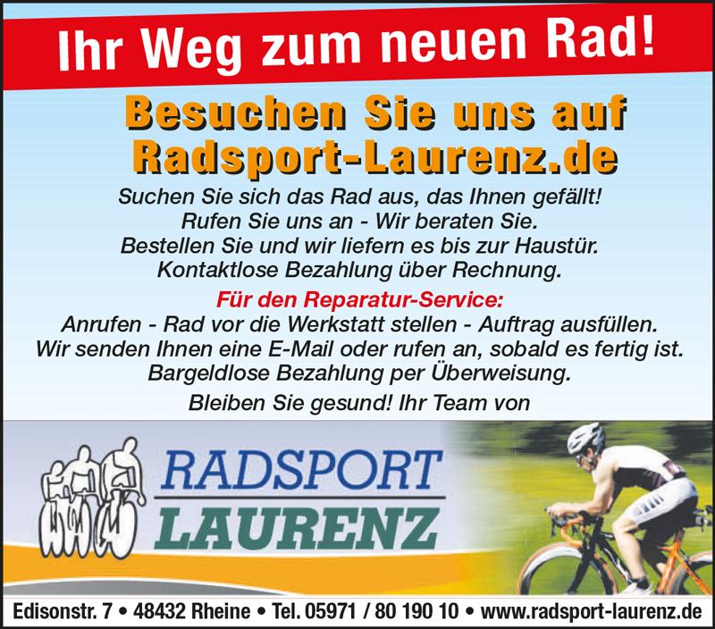 Radsport-Laurenz