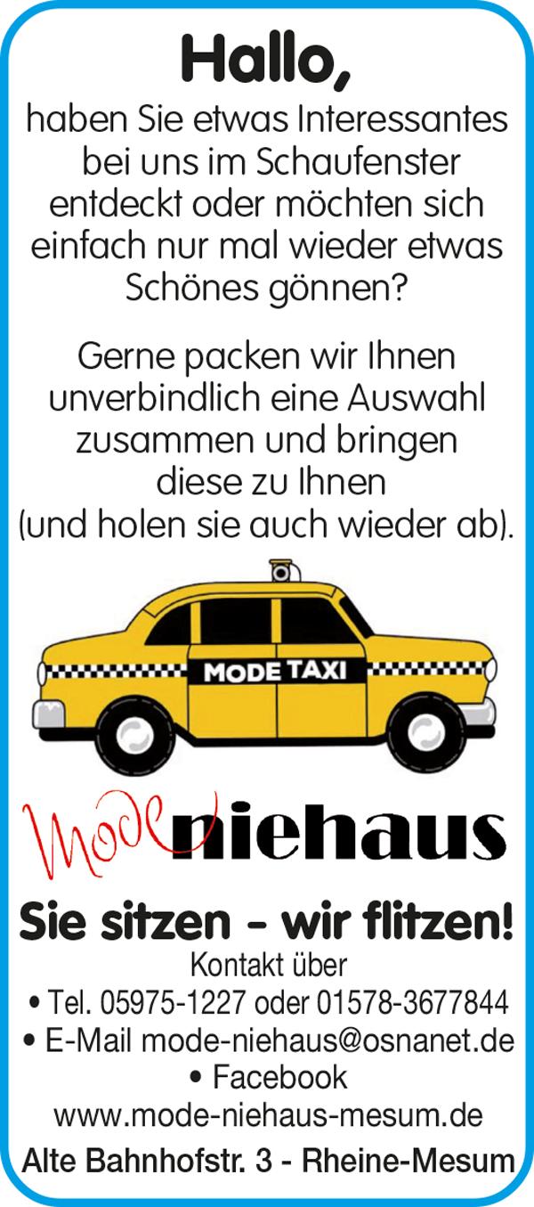 Niehaus Mode