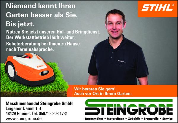 Steingrobe Maschinenhandel GmbH