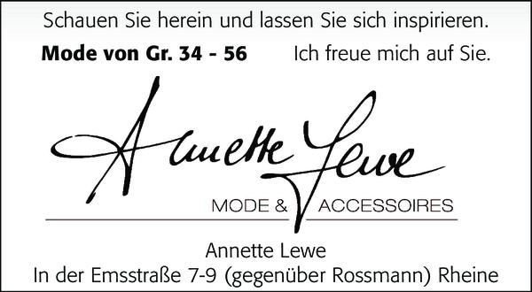 Annette Lewe Mode & Accessoires